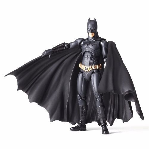 Tokusatsu Revoltech No.008 The Dark Knight BATMAN Figure KAIYODO from JAPAN_1
