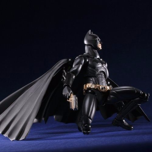 Tokusatsu Revoltech No.008 The Dark Knight BATMAN Figure KAIYODO from JAPAN_7