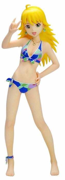 WAVE BEACH QUEENS The Idolmaster Miki Hoshii 1/10 Scale Figure NEW from Japan_1