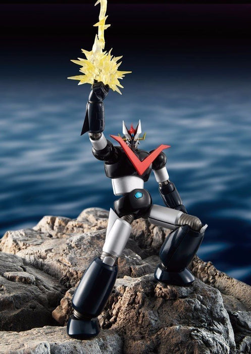 Super Robot Chogokin GREAT MAZINGER Action Figure BANDAI TAMASHII NATIONS Japan_2