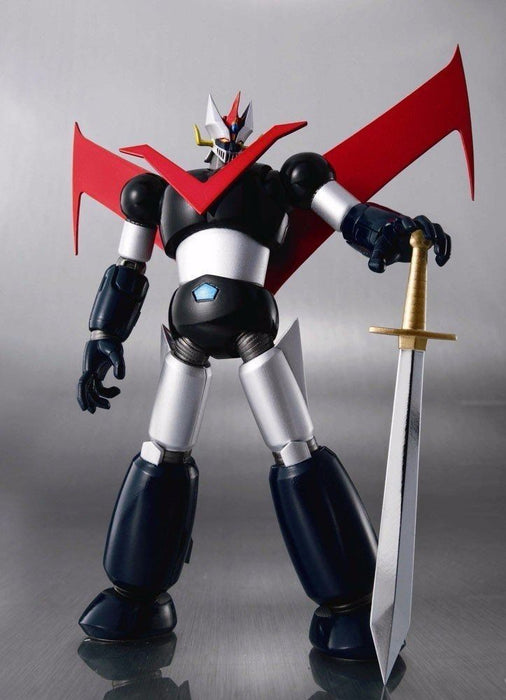 Super Robot Chogokin GREAT MAZINGER Action Figure BANDAI TAMASHII NATIONS Japan_4