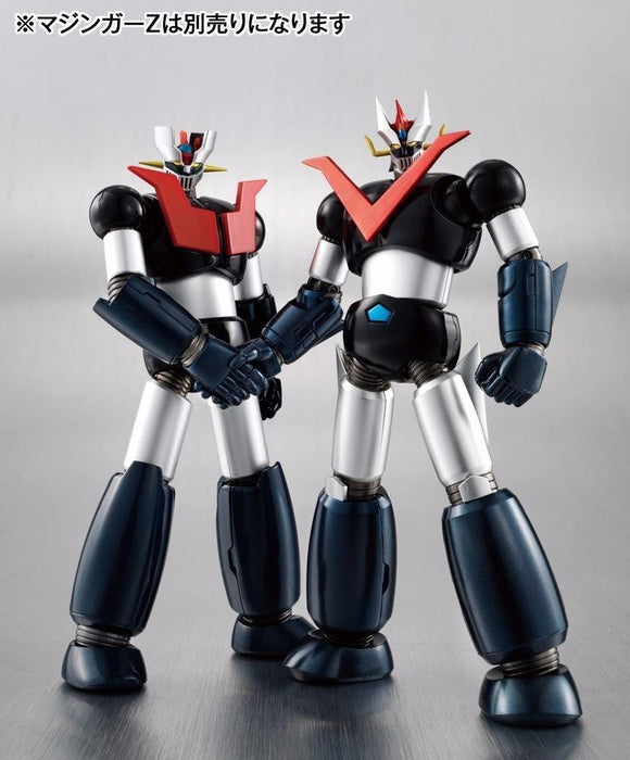 Super Robot Chogokin GREAT MAZINGER Action Figure BANDAI TAMASHII NATIONS Japan_6