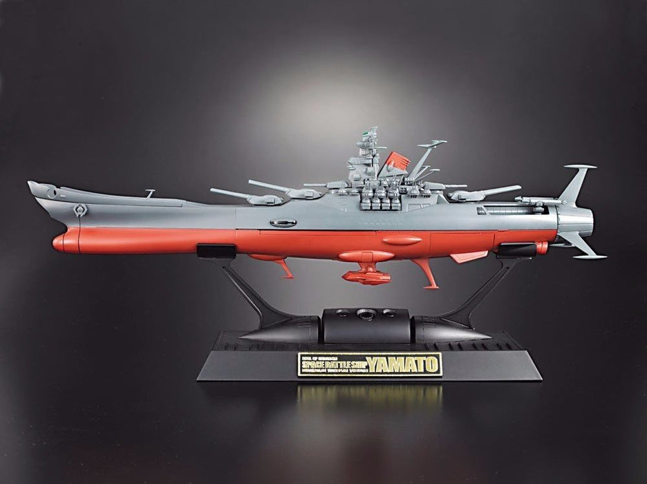 Soul of Chogokin GX-57 SPACE BATTLE SHIP YAMATO Action Figure BANDAI from Japan_5
