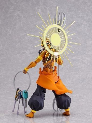 figma 083 Summer Wars Love Machine Figure Max Factory NEW from Japan_2