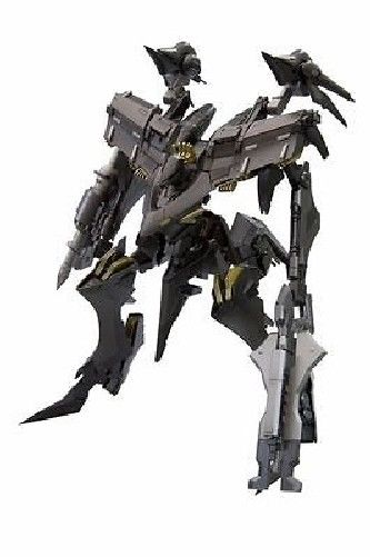 KOTOBUKIYA ARMORED CORE NX08 OMER TYPE-LAHIRE GUNMETAL Ver Plastic Model Kit NEW_2