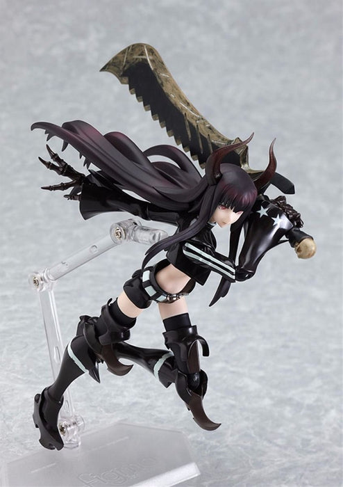 figma SP-017 Black Rock Shooter Black Gold Saw Figure Max Factory NEW from Japan_2