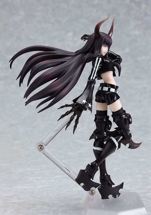 figma SP-017 Black Rock Shooter Black Gold Saw Figure Max Factory NEW from Japan_3