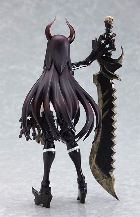 figma SP-017 Black Rock Shooter Black Gold Saw Figure Max Factory NEW from Japan_4