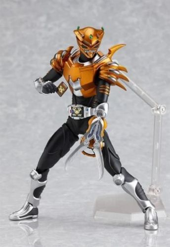 figma SP-021 Kamen Rider Dragon Knight Kamen Rider Incisor Figure_3