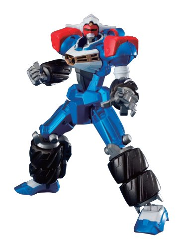 Super Robot Chogokin GEAR FIGHTER DENDOH Action Figure BANDAI TAMASHII NATIONS_1