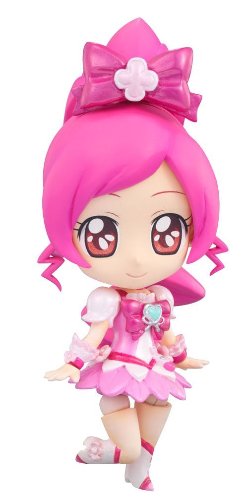 chibi-arts Heat Catch Precure CURE BLOSSOM Action Figure BANDAI from Japan_1