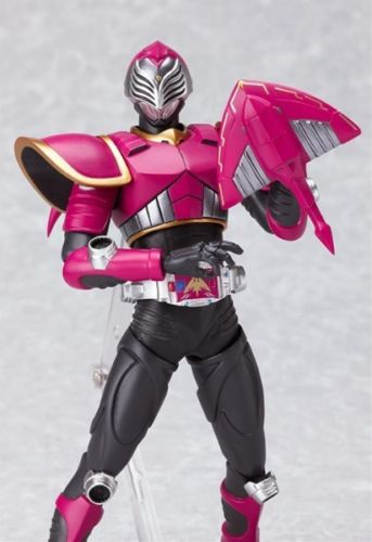 figma SP-024 Kamen Rider Dragon Knight Kamen Rider Sting Figure Max Factory_3