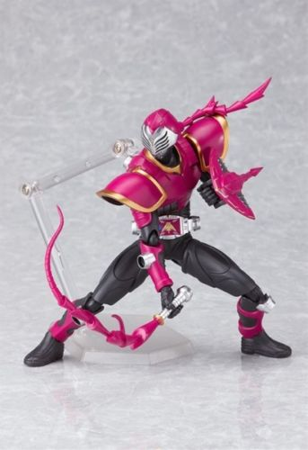 figma SP-024 Kamen Rider Dragon Knight Kamen Rider Sting Figure Max Factory_5
