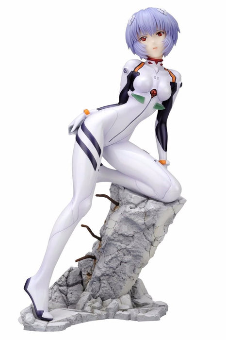 EVANGELION AYANAMI REI Plugsuit Style 1/7 PVC Figure Kotobukiya NEW from Japan_1