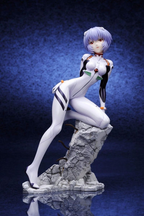 EVANGELION AYANAMI REI Plugsuit Style 1/7 PVC Figure Kotobukiya NEW from Japan_3