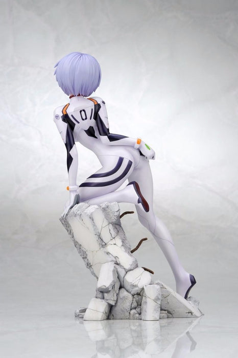 EVANGELION AYANAMI REI Plugsuit Style 1/7 PVC Figure Kotobukiya NEW from Japan_4