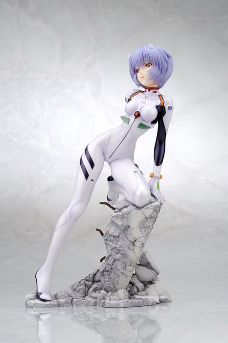 EVANGELION AYANAMI REI Plugsuit Style 1/7 PVC Figure Kotobukiya NEW from Japan_6