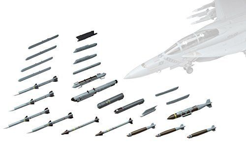 Hasegawa 1/48 U.S. Aircraft Weapons E Set Model Kit NEW from Japan_1