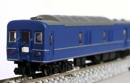 Z Scale J.N.R. Series24 Type25 Passenger Car (Basic 6-Car Set) NEW from Japan_3