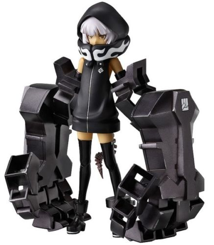 figma SP-018 Black Rock Shooter Strength Figure Max Factory from Japan_1