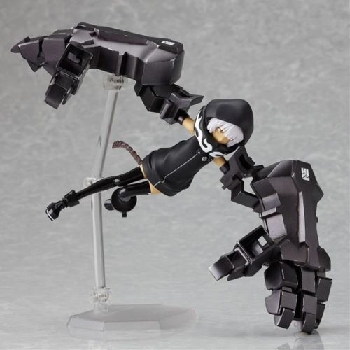 figma SP-018 Black Rock Shooter Strength Figure Max Factory from Japan_2