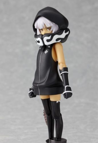 figma SP-018 Black Rock Shooter Strength Figure Max Factory from Japan_5