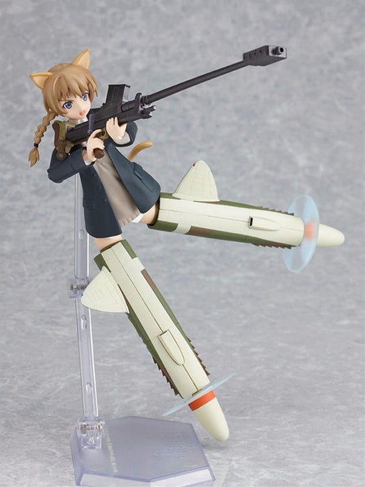 figma 106 Strike Witches Lynette Bishop Figure Max Factory NEW from Japan_3