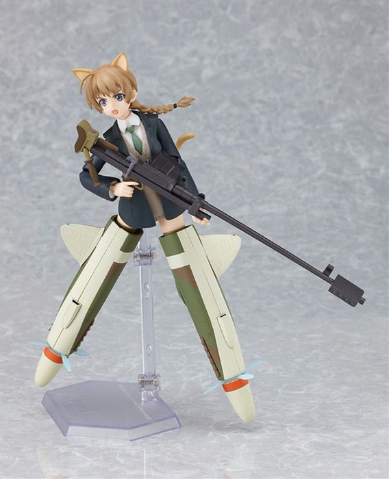 figma 106 Strike Witches Lynette Bishop Figure Max Factory NEW from Japan_5