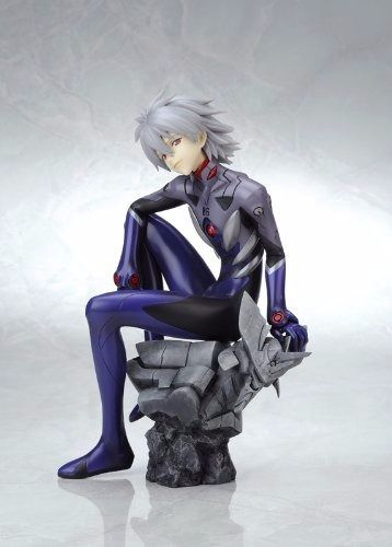 EVANGELION NAGISA KAWORU Plugsuit Ver 1/6 PVC Figure Kotobukiya NEW from Japan_5