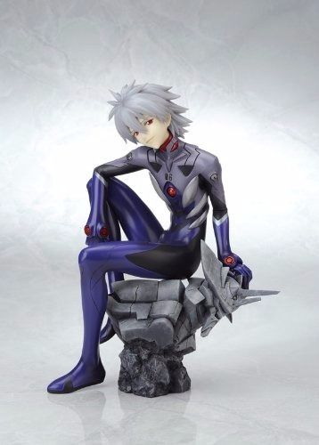 EVANGELION NAGISA KAWORU Plugsuit Ver 1/6 PVC Figure Kotobukiya NEW from Japan_6