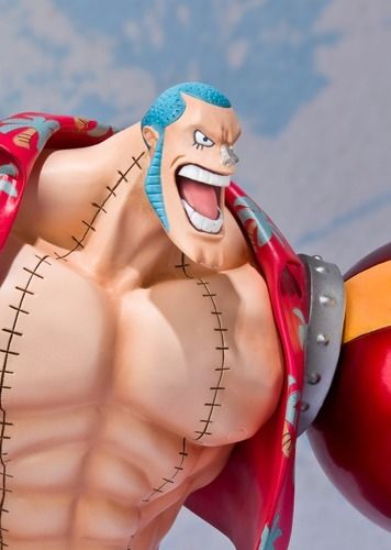 Figuarts ZERO One Piece FRANKY NEW WORLD Ver PVC Figure BANDAI from Japan_10