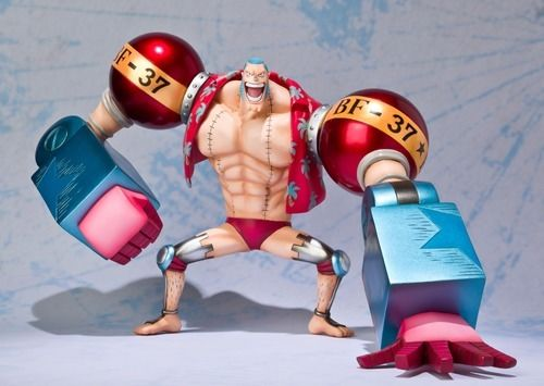 Figuarts ZERO One Piece FRANKY NEW WORLD Ver PVC Figure BANDAI from Japan_2