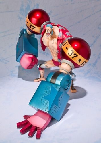 Figuarts ZERO One Piece FRANKY NEW WORLD Ver PVC Figure BANDAI from Japan_4