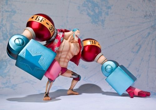 Figuarts ZERO One Piece FRANKY NEW WORLD Ver PVC Figure BANDAI from Japan_5