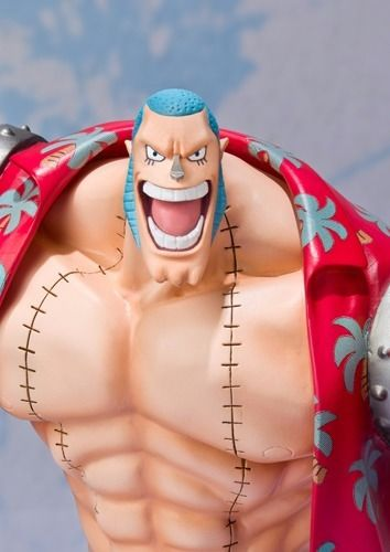 Figuarts ZERO One Piece FRANKY NEW WORLD Ver PVC Figure BANDAI from Japan_6
