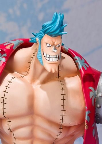 Figuarts ZERO One Piece FRANKY NEW WORLD Ver PVC Figure BANDAI from Japan_9