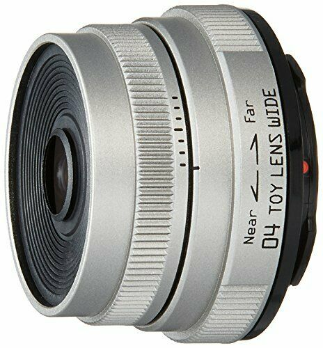 PENTAX 22097 single focal toy lens 04 WIDE Q mount 6.3mm F7.1 Camera NEW_1