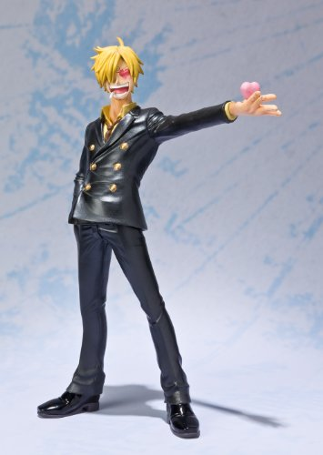 Figuarts ZERO One Piece SANJI NEW WORLD Ver PVC Figure BANDAI from Japan_5