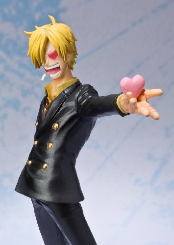 Figuarts ZERO One Piece SANJI NEW WORLD Ver PVC Figure BANDAI from Japan_6
