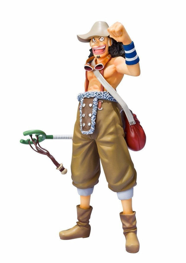 Figuarts ZERO One Piece USOPP NEW WORLD Ver PVC Figure BANDAI TAMASHII NATIONS_1