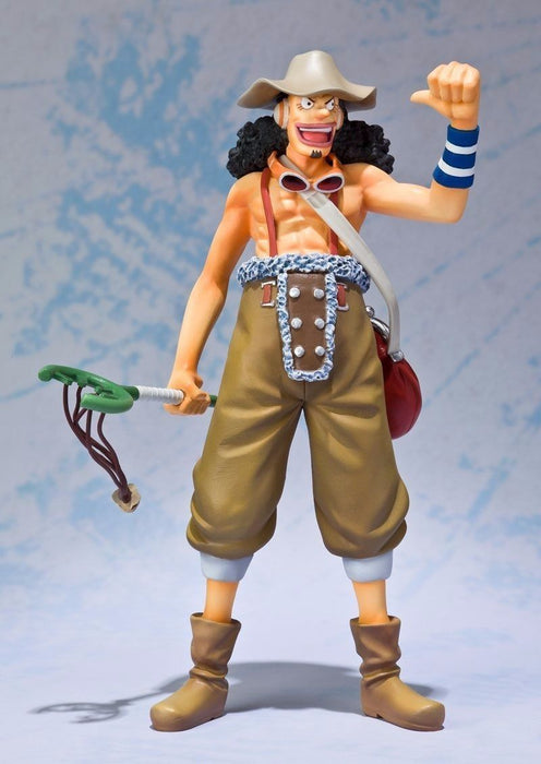 Figuarts ZERO One Piece USOPP NEW WORLD Ver PVC Figure BANDAI TAMASHII NATIONS_3