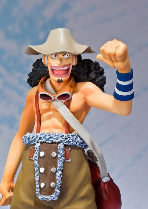 Figuarts ZERO One Piece USOPP NEW WORLD Ver PVC Figure BANDAI TAMASHII NATIONS_4