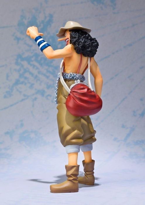 Figuarts ZERO One Piece USOPP NEW WORLD Ver PVC Figure BANDAI TAMASHII NATIONS_5