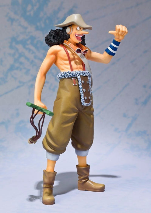 Figuarts ZERO One Piece USOPP NEW WORLD Ver PVC Figure BANDAI TAMASHII NATIONS_6
