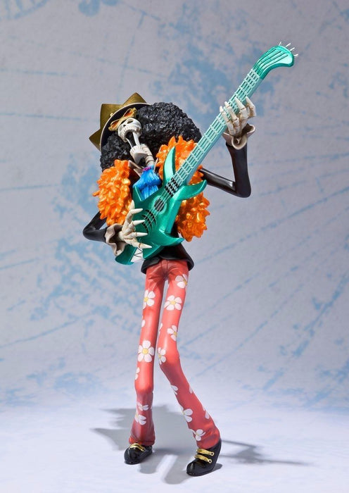 Figuarts ZERO One Piece BROOK NEW WORLD Ver PVC Figure BANDAI from Japan_2
