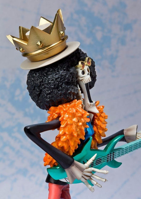 Figuarts ZERO One Piece BROOK NEW WORLD Ver PVC Figure BANDAI from Japan_4