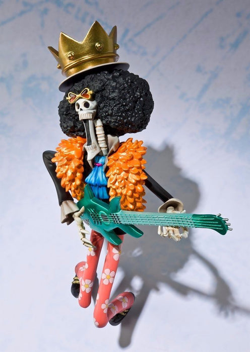 Figuarts ZERO One Piece BROOK NEW WORLD Ver PVC Figure BANDAI from Japan_5