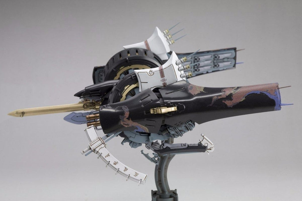 KOTOBUKIYA 1/144 HITEKKAI IKARUGA [BLACK] Plastic Model Kit NEW from Japan_4