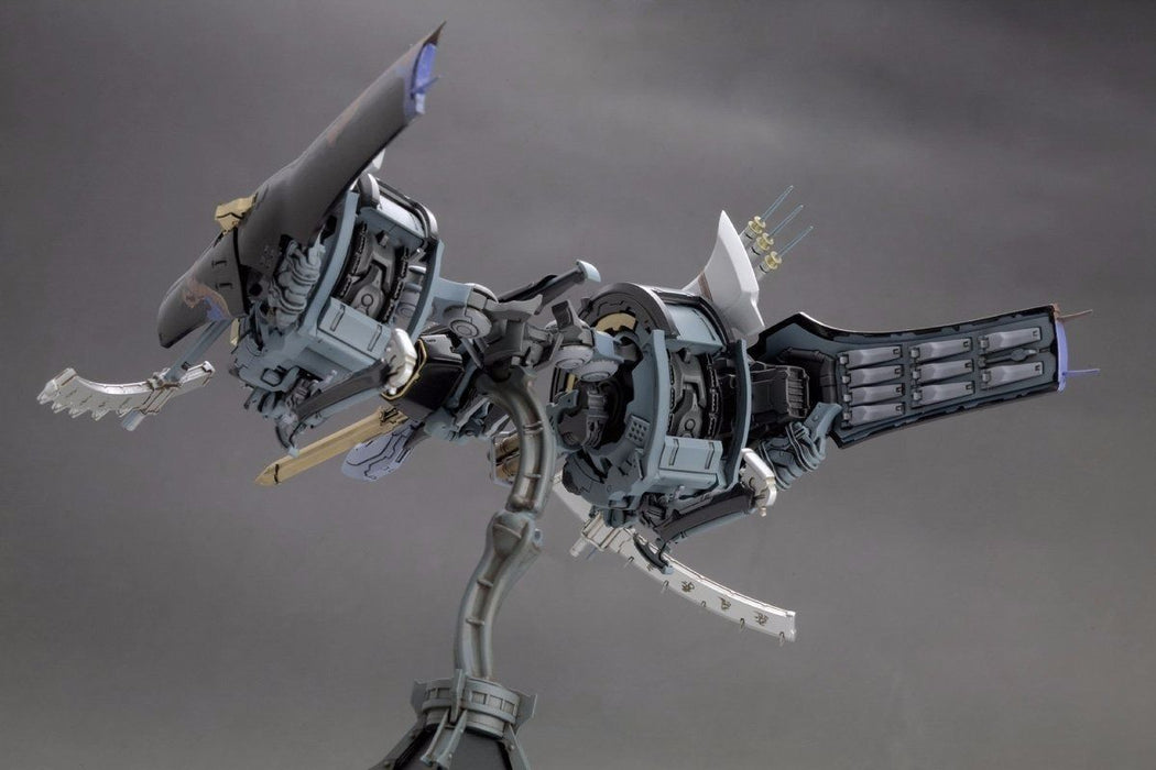 KOTOBUKIYA 1/144 HITEKKAI IKARUGA [BLACK] Plastic Model Kit NEW from Japan_7