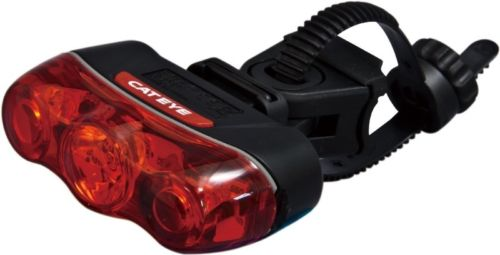 CATEYE TL-LD630-R Rapid 3 Bicycle Safety Light Rear from Japan_1